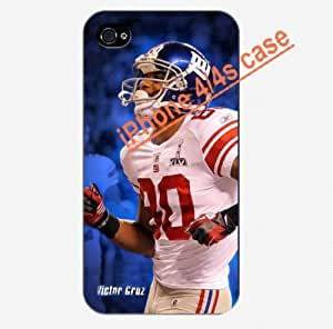 iPhone 4S/4 back case cover New York Giants team logo by icecream design