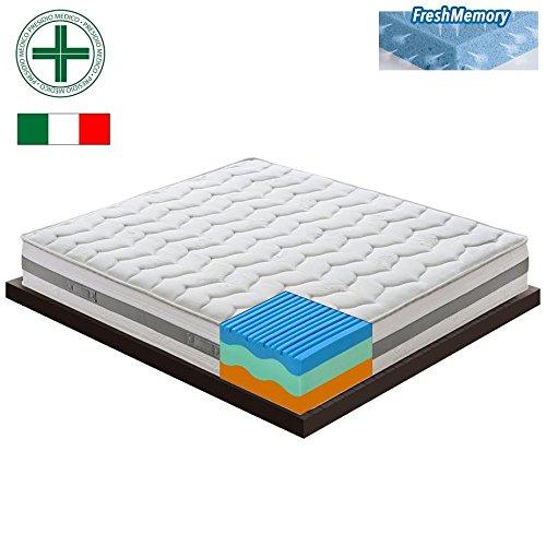 Materassi Eminflex Memory Foam Opinioni.Opinioni Per Eminflex Firenze Materasso Touch Foam Bianco