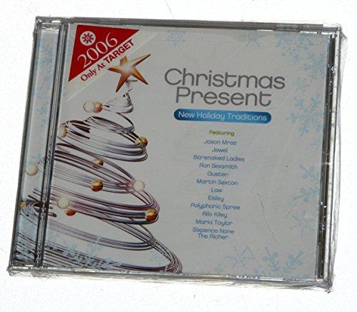 Christmas Present: New Holiday - Christmas Jason Songs Mraz