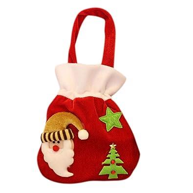 Sussigkeitstasche Der Weihnachts Fur Advent Tasche Beutel Deko