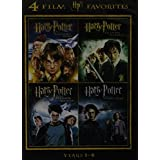 Harry Potter Years 1-4: Sorcerer's Stone / Chamber of Secrets / Prisoner of Azkaban / Goblet of Fire