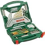 Bosch Coffret X-Line Titane de 70 pièces 2607019329