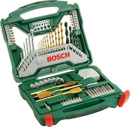 BOSCH(ボッシュ) ドリルビットセット HSS 1.5~32mm/70本組 2607019329 B000P4IQN4