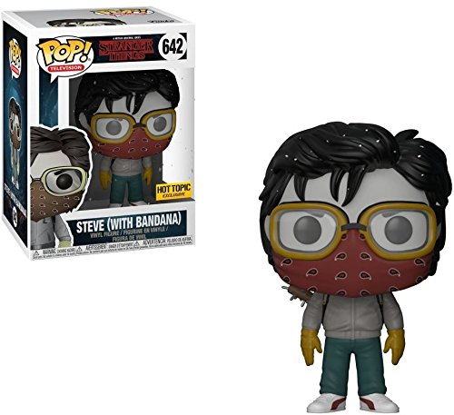 Funko Pop! Stranger Things #642 Steve with Bandana (Hot Topic Exclusive)
