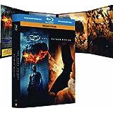 The Dark Knight, le chevalier noir - Batman Begins : coffret 2 Blu-ray [Blu-ray]par Christian Bale