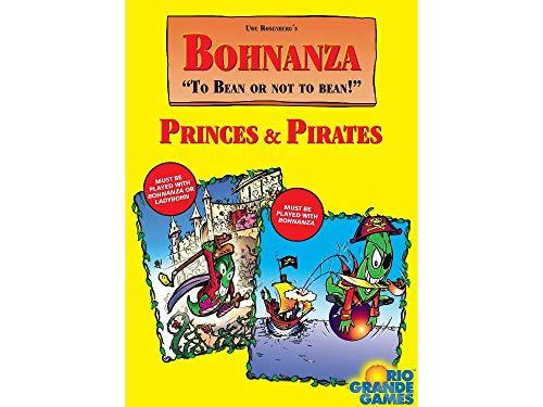 Bohnanza Princes and Pirates Game Bohnanza Rio Grande Games