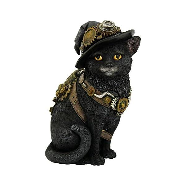 Clockwork Kitty 16.5cm Figurine