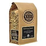 Bean Around The World, Whole Bean Dark Roasted Rainforest Organic, 14 Ounces
