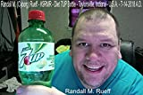 7up 10 soda - Randall M. (Cyborg) Rueff - K9RMR - Diet 7Up Bottle - Taylorsville, Indiana - U.S.A. - 7-14-2018 A.D.