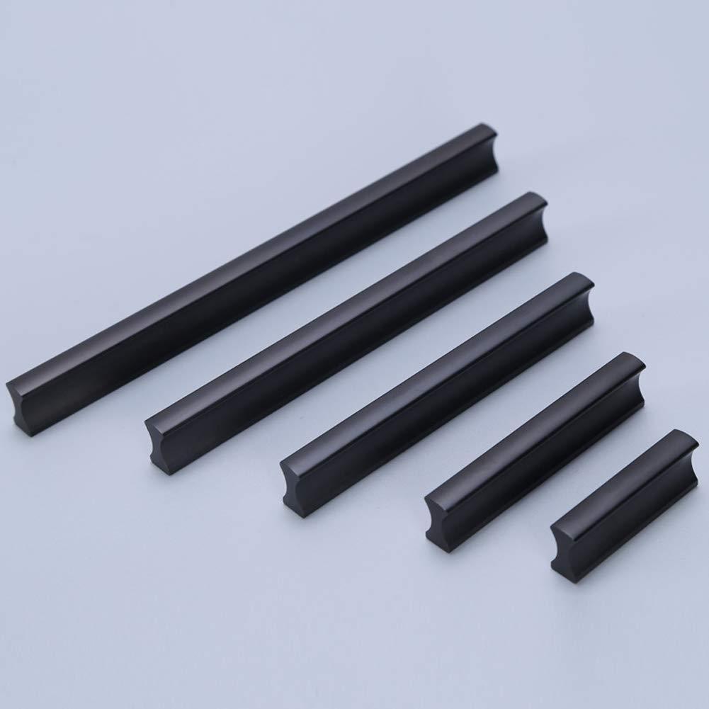 Youkap 10 Pezzi Maniglie mobili 32mm per Negozio cucina Portelli di armadietto Impugnatura ante armadio cassetti camera da letto