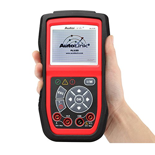 Autel AutoLink Battery Diagnostic Scanner product image