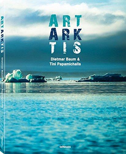 Art arktis. Ediz. illustrata (Inglese) Copertina rigida – 21 mag 2015 Dietmar Baum Tini Papamichalis TeNeues 383273242X