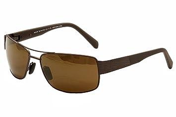 34d999f05a22 Amazon.com: Maui Jim Men Ohia Chocolate/Bronze Polarized Sunglasses ...