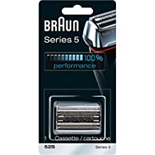 Braun 52s Replacement Combi, Silver