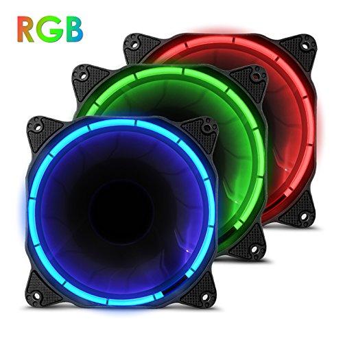 3 opinioni per anidees AI Halo RGB Triplo insieme ventilatore 120 millimetri con un elevato
