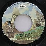 sugar pie guy - THE JONESES 45 RPM SUGAR PIE GUY PT. 1 / SUGAR PIE GUY PT. 2