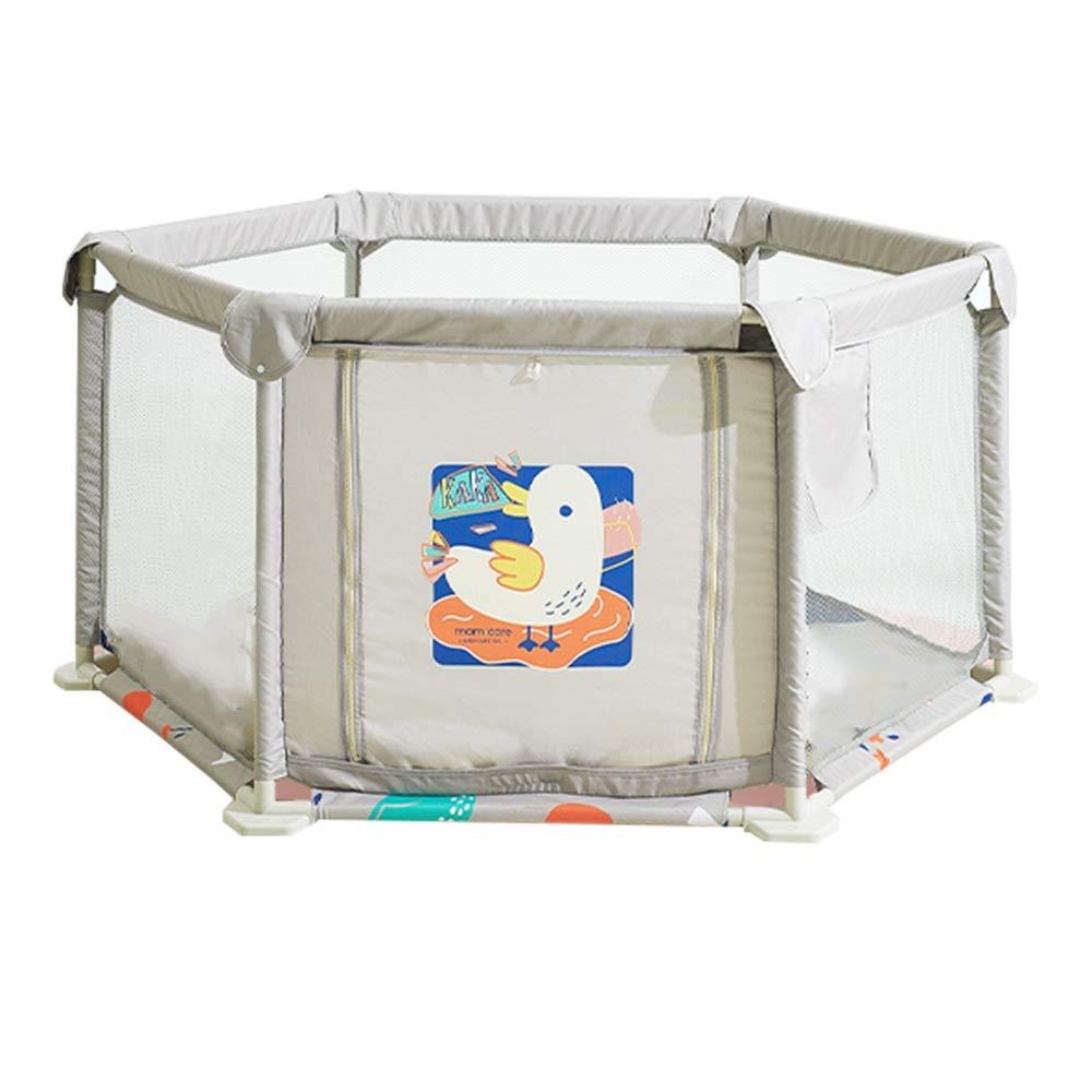 HUO ベッドフェンス 安全フェンス子供の屋内家庭用ゲームフェンスプレイフェンスの赤ちゃん幼児クロールマット   B07R4ZDHNX