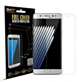 MTT Full Body TPU Screen Protector Film [Not Tempered Glass] for Samsung Galaxy Note 7 (2016) [ Not for S7 EDGE]