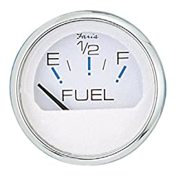 Faria 13801 Chesapeake Fuel Level Gauge