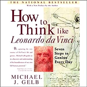 How to Think Like Leonardo da Vinci Hörbuch