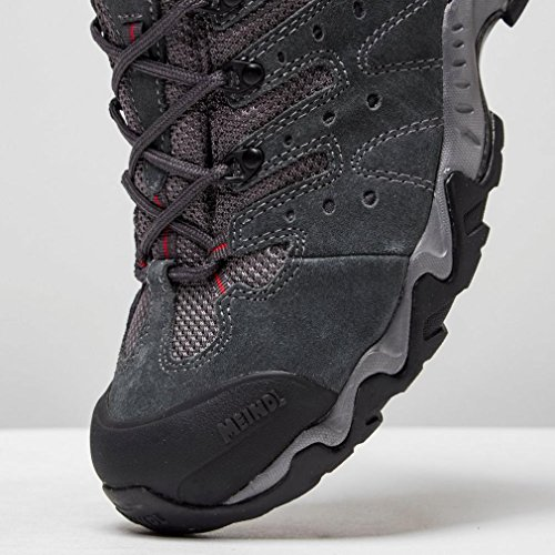 Meindl Shoes Portland Gtx Men - Anthracite 44 2/3