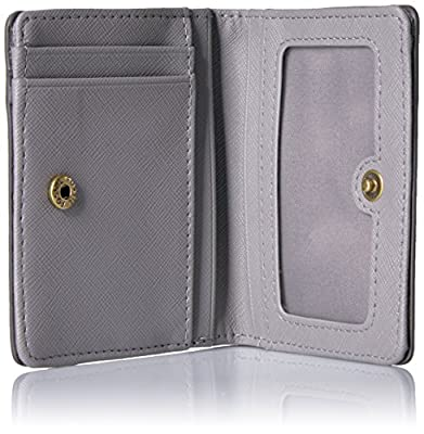 Fossil Emma Rfid Mini Wallet-Grey