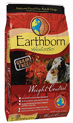EARTHBORN HOLISTIC, Weight Control, 14 Pound Bag