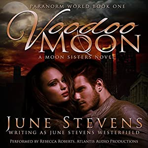Voodoo Moon Audiobook