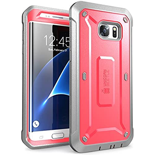 Galaxy S7 Edge Case, SUPCASE Full-body Rugged Holster Case WITHOUT Built-in Screen Protector for Samsung Galaxy S7 Edge (2016 Release), Unicorn Beetle PRO Sales