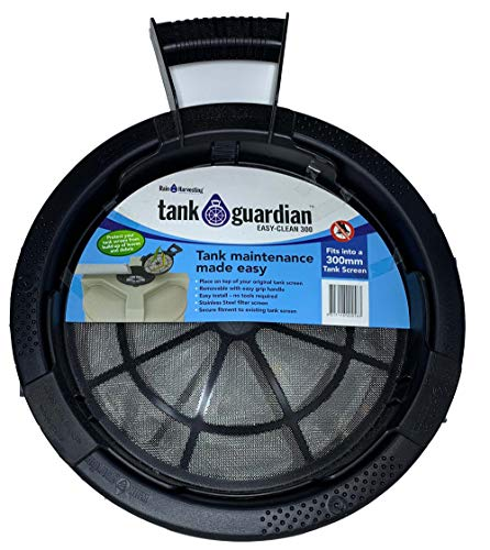 2 Piece Guardian Debris and Insect Filter for Rain Barrels or Cisterns (16 inch) ()