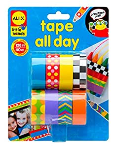 ALEX Toys Little Hands Tape All Day