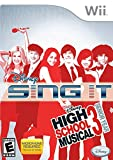 Disney Sing It: High School Musical 3 Senior Year Microphone Bundle - Wii