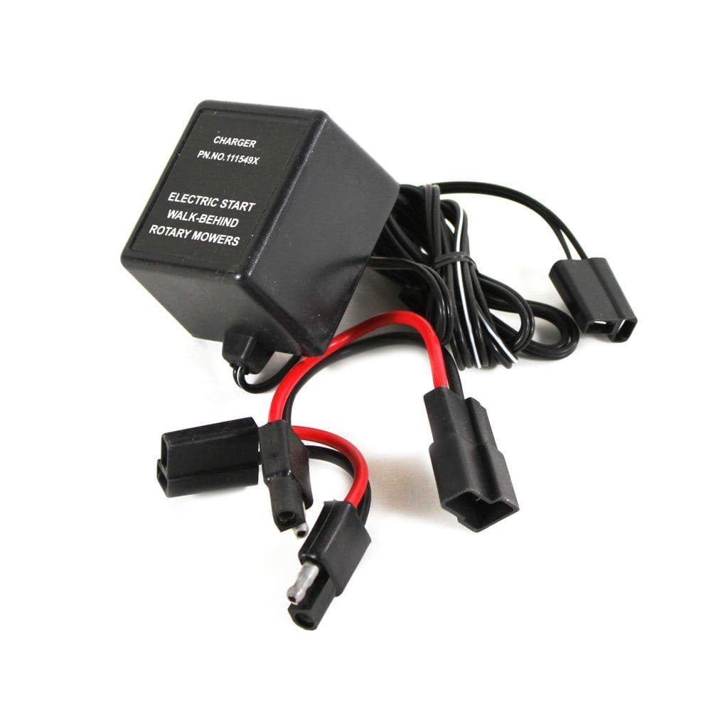 Craftsman Key Start Lawn Mower Battery Charger Crafting