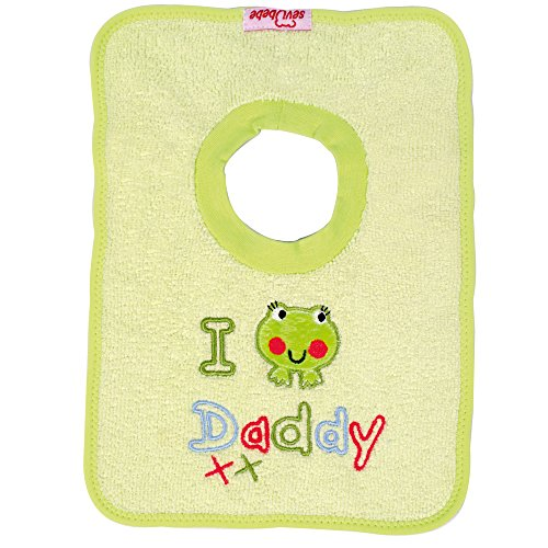 Waterproof Baby Bibs Unisex Baby - Waterproof, Washable, Stain and Odor Resistant,%100 Natural