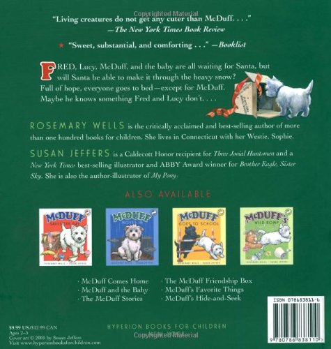McDuff's Christmas by Brand: Hyperion Book CH (Image #1)