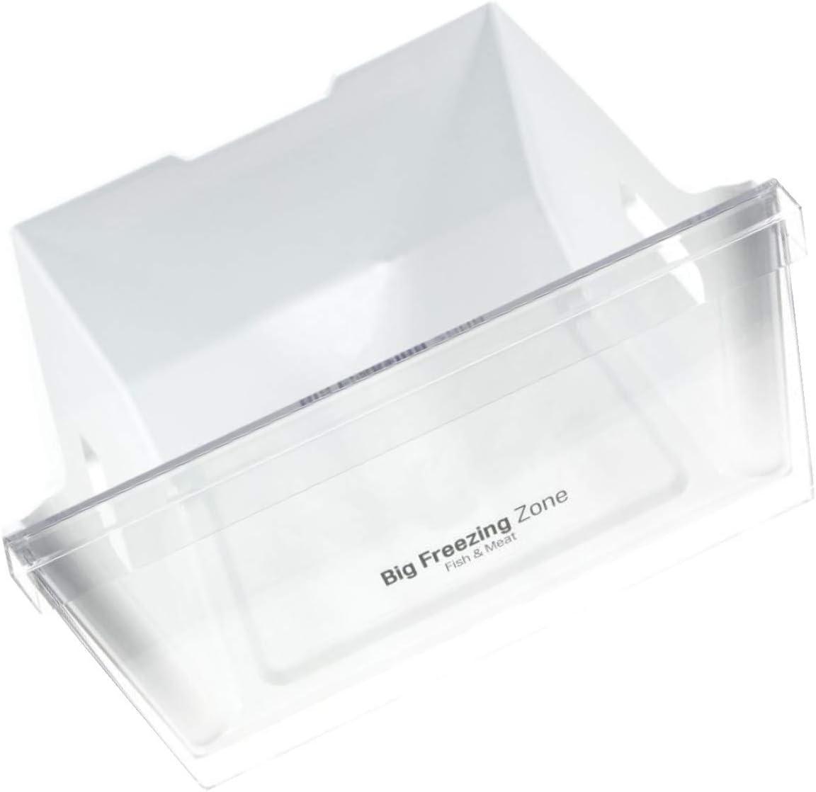 Cajón congelador frigorífico congelador AJP74874902 LG: Amazon.es ...