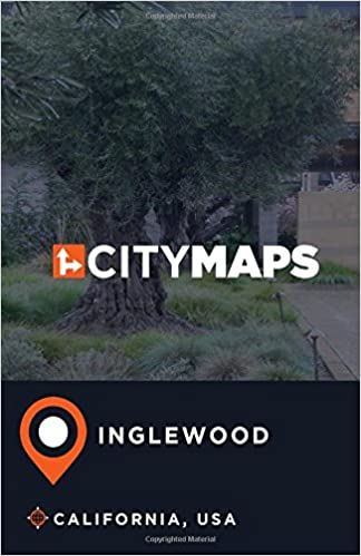 City Maps Inglewood California, USA: James McFee ...