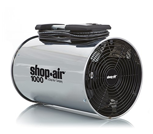Shop-Air a Shop-Vac Company Wall Mount Air Circulator, (Circulator Wall Mount)