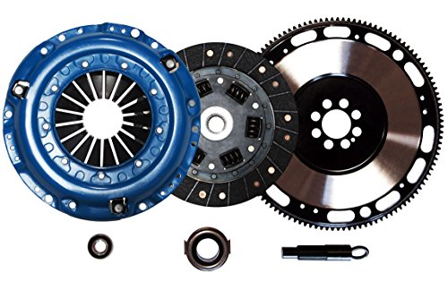 QSC Accord 90-02 Stage 2 Clutch Kit Prelude Acura CL + Forged Chromoly ()