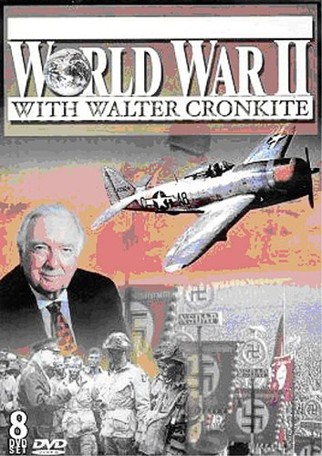World War II with Walter Cronkite by TIMELESS MEDIA GROUP