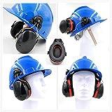 KKmoon Hard Hat Mounting Ear Muffs Cap Mount