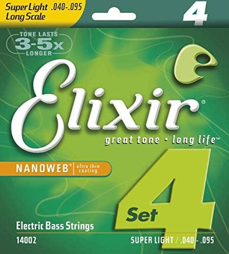 Elixir Strings 4 String NANOWEB 040 095 product image