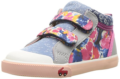mix Sneaker Girls' Run See blue watercolor Kya Kai wqgwz0