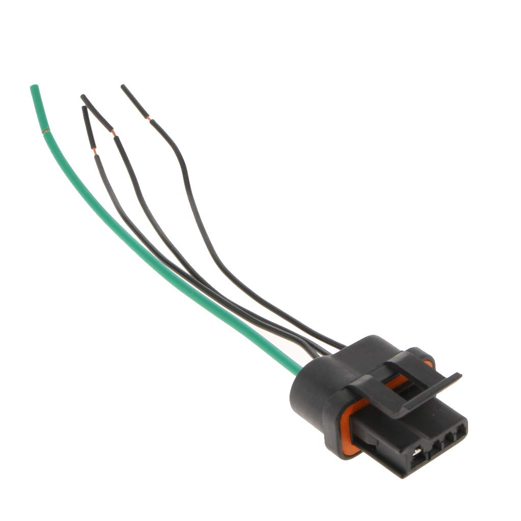 perfk Zócalo de Bombilla de Faro Trasero Cableado + Conector de Encendido para Auto: Amazon.es: Coche y moto