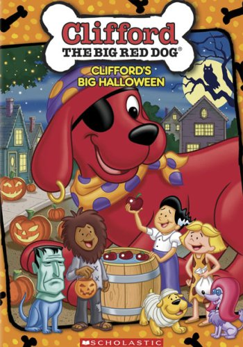 Clifford: Cliffs Big Halloween ()