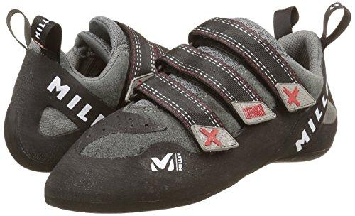 Millet Cliffhanger–Zapatos altos Hombre Rouge/Charcoal