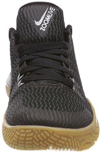 Femme Nike 001 De Reflect Chaussures Zoom Silver black Basketball Noir Live Ii qZqRCwf