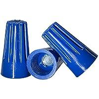 Azul Conector unidades, bolsa de 100–UL Listed Twist-On