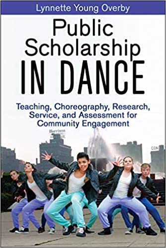 Book cover with image of children dancing