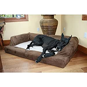 Amazon.com : Large Dog Bed Orthopedic Foam Sofa Couch